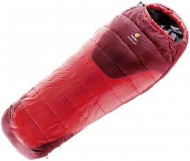 Deuter Starlight EXP - Kinderschlafsack fire-cranberry links
