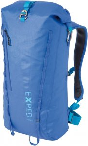 EXPED Black Ice 30 - Wasserdichter Rucksack blue M
