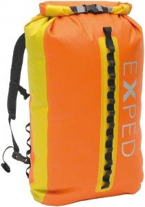 EXPED Work&Rescue Pack 50 - Rucksack orange-yellow