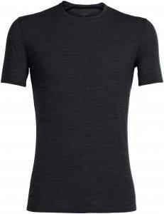 Icebreaker Men's Anatomica Short Sleeve Crewe black-monsoon XL