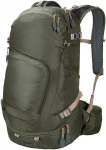 Jack Wolfskin Crosser 26 Pack - Wander- und Bürorucksack woodland green