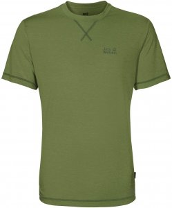 Jack Wolfskin Crosstrail T Men - T-Shirt fern XL