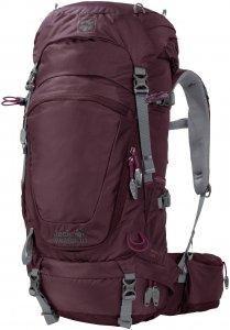 Jack Wolfskin Highland Trail 34 Women - Wanderrucksack burgundy