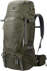 Jack Wolfskin Highland Trail XT 50 - Trekking-Rucksack woodland green