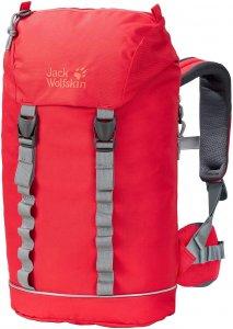 Jack Wolfskin Jungle Gym Pack - Kinderrucksack tulip red