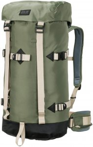 Jack Wolfskin Rock On 30 - Kletterrucksack woodland green