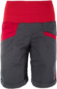 La Sportiva Ramp Short Women - Klettershorts carbon-berry M
