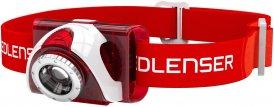 LED Lenser SEO 5  | Rot | One Size | Verfügbar in: One Size