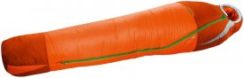 Mammut Kompakt MTI Summer 195 - Schlafsack dark orange-orange links