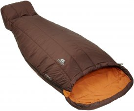 Mountain Equipment Sleepwalker II Women's - Schlafsack dark chocolate-blaze links