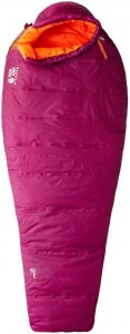 Mountain Hardwear Laminina Z Spark Regular - Schlafsack dark raspberry links