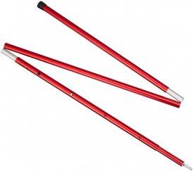 MSR 5 tf Adjustable Pole - Tarpstange
