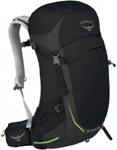 Osprey Stratos 26 - Wanderrucksack black