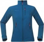 Bergans Torfinnstind Lady Jacket - Softshell-Jacke deep sea-lime S