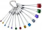 Black Diamond Stopper Set Pro - 1-13 - Klemmkeile