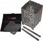 bushcraft essentials Bushbox XL Profi Set - HOBO Kocher