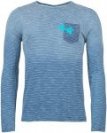 Chillaz Men's Longsleeve Alaro Application blue washed S