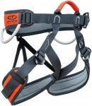 Climbing Technology Explorer - Klettergurt black-orange S/M