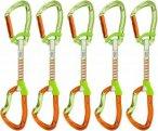 Climbing Technology Nimble Evo Fixbar Set DY 12 cm 5er Pack - Express-Sets