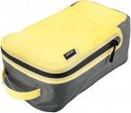 COCOON Shoe Bag - Schuhtasche grey-yellow