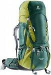 Deuter Aircontact 65+10 - Trekkingrucksack forest-moss
