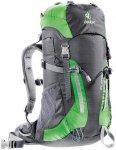 Deuter Climber - Alpinrucksack für Kinder anthracite-spring