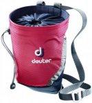 Deuter Gravity Chalk Bag II - Größe M magenta-navy