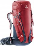 Deuter Guide 35+ - Alpin-Rucksack cranberry-navy