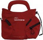 DMM Edgel Boulder Chalk Bag red