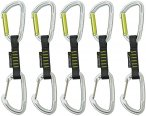 Edelrid Slash Wire Set - Express-Set 10 cm 5er Set