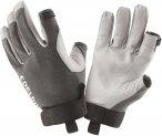 Edelrid Work Glove Closed II - Kletter-Steig-Handschuhe titan S