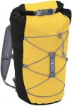 EXPED Cloudburst 25 - Leichtrucksack black-yellow