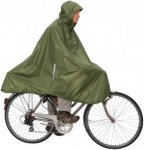 EXPED Daypack & Bike Poncho - Regenponcho green