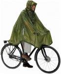 EXPED Daypack & Bike Poncho UL - Regenponcho green