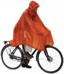 EXPED Daypack & Bike Poncho UL - Regenponcho terracotta