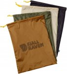 Fjällräven Packbags - Flachbeutel Set earth