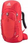 Gregory Women's Jade 38 - Wanderrucksack poppy red XS/SM