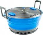 GSI Escape 2 L Pot - faltbarer Kochtopf blue