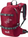 Jack Wolfskin Kids Akka Pack - Kinderrucksack dark red