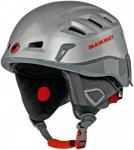 Mammut Alpine Rider - Skitouren Helm silver Größe 2