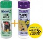 Nikwax Tech Wash + TX.Direct - Vorteilspack