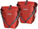 Ortlieb Back-Roller Plus - Gepäckträgertasche signalrot-chili