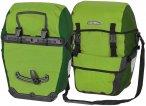 Ortlieb Bike Packer Plus - Gepäckträgertasche limone-moosgrün