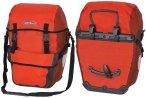 Ortlieb Bike Packer Plus - Gepäckträgertasche signalrot-chili