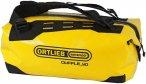 Ortlieb Duffle - 40 Liter - Reisetasche gelb-schwarz