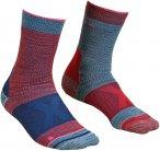 Ortovox Alpinist Mid Socks Women - Socken hot coral 42/44