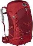 Osprey Ace 38 - Rucksack für Kinder paprika red
