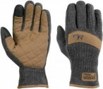 Outdoor Research Exit Sensor Gloves™ - Wollhandschuhe charcoal XS