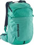 Patagonia Women's Nine Trails Backpack 18L - Wanderrucksack strait blue L/XL