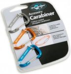 Sea to Summit Accessory Carabiner 3er Pack - Materialkarabiner